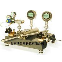 生产销售RYS213G型气瓶减压器校验器使用说明