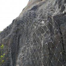 sns主动防护网 安平防护网 包山钢丝绳网价格