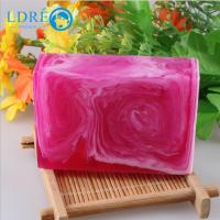 厂家加工玫瑰精油皂 补水保湿温和清洁卸妆洁面皂批发OEM