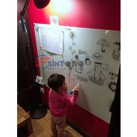佛山玻璃写字板s增城玻璃黑板磁性s广州玻璃白板墙挂式写字板