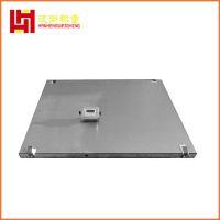 SCS-3吨不锈钢地磅厂家 电子平台秤尺寸定制