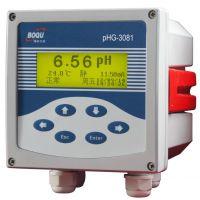 电厂专用PH计,纯水PH计,火力发电PH值监测,汽水取样架PH值监测PHG-3081