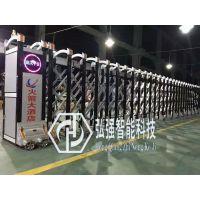 滨江电动门配件,素社伸缩门工业门订做,海珠电动门批发价格