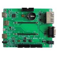 嵌智捷 多接口型高清视频和数据综合采集设备控制板 嵌入式工控机定制开发