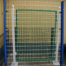 仓库护栏网 车间用围栏 设备铁丝隔离网