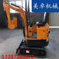 山东美卓直销10型挖掘机 钢履带挖沟挖土专用设备价格