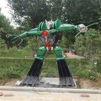 厂家直销大型变形金刚机器人模型 擎天柱模型 金属机器人模型