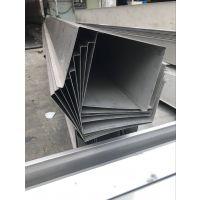 河南周口市体育中心金属屋面用不锈钢天沟加工制造哪里选