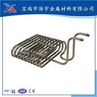 浩宇金属厂家生产纯钛盘管、反应釜内盘管、TA10钛合金盘管 超长质保,可按图加工