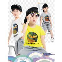 虎门童装夏季男孩穿搭记|批发低价服装加工厂