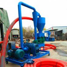 [都用]豌豆气力吸粮机 高扬程粮食气力输送机 粉煤灰软管吸粮机
