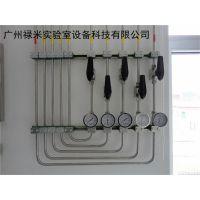 广东实验室气体管路 实验室集中供气 禄米工业管道焊接工程施工