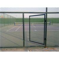 厂家出售绿色勾花体育场围网 学校操场围网