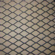 【品质保证】厂房用重型钢板网 扩张金属网 低碳钢超宽菱形板网