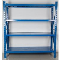合肥打卡机合肥蓝色横梁货架合肥超市货架合肥鞋架合肥端头货架送货上门