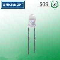 台铭光电 3mm直插绿光视觉光源专用led灯珠 TM-L3GSJ-E