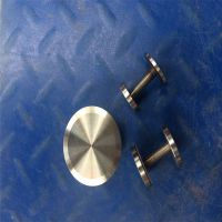 金裕 厂家直销不锈钢广告钉、广告螺丝、双头广告钉、装饰材料、玻璃配件五金