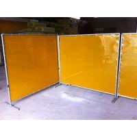上海高藤门业供应焊接防护屏,焊接防板,焊接防护帘
