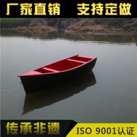 供应山东木船cs-008 婚纱摄影船 欧式手划船 景观道具皮划艇可定制