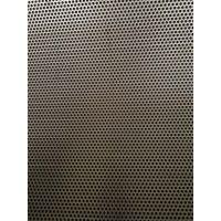 供应圆孔冲孔网各种孔网定制各种材质金属板网
