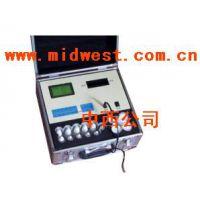 中西dyp 便携式土壤检测仪 型号:MC12/TRF-1库号:M6572