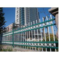现货锌钢护栏 新农村建设锌钢护栏 小区围墙栅栏 锌钢护栏厂家
