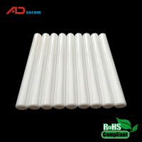 氧化锆陶瓷棒 抛光陶瓷轴 医疗机械设备用陶瓷柱塞光滑