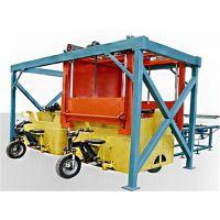 供应黑龙江工业废料建筑垃圾制砖机,建丰水泥制砖机