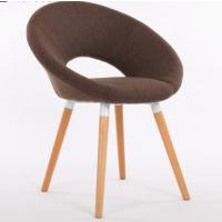 倍斯特北欧实木餐椅创意中餐咖啡休闲奶茶厂家定制