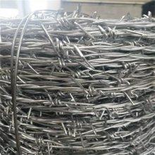 刺绳 热镀锌刺线 出售铁蒺藜