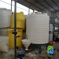 大连华社10吨母液塑料储罐抗腐蚀行业领先