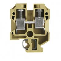 魏德米勒SAK 10, 直通型接线端子, 额定横截面: 10 mm?, 螺钉联接