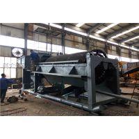 振动筛淘金机械 沙金提取设备 溜槽淘金船
