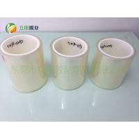 东莞立阳膜业供应单层硅胶保护膜,排气快,无缠胶