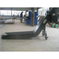 浙江宁波定做生产 螺旋排屑机 加工中心链板式输送带 链板排屑器
