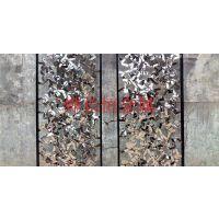 提供设计不锈钢屏风花格酒店ktv照片来图定制