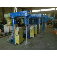 乳胶漆生产设备22Kw高速分散机
