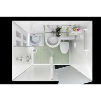 供应宾馆专用整体卫浴、整体浴室、酒店专用淋浴