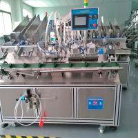 诚鑫优质面膜自动封口机高精度灌装机面膜灌装封口一台机