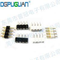 灯条公母端灯条接线端子灯条板对板连接器特殊订做厂家生产