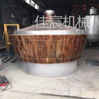 酿酒设备报价 2017白酒设备发酵灌批发零售
