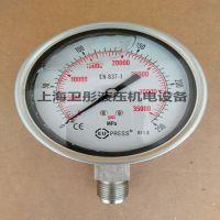 进口超高压压力表 EUPRESS 300MPA压力表 长期现货供应