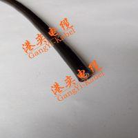优质柔性聚氨酯防水电缆,水下0~100m专用柔性防水电缆