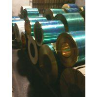供应镀镍黄铜带 镀锡黄铜带 镀金黄铜带 镀银黄铜带