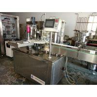 上海喷雾剂灌装机 常压自动灌装设备,自动液体常压瓶装机