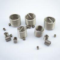 正宗304不锈钢螺纹套 钢牙套 钢丝螺套 螺纹保护套 M8/M10/M12/M14