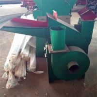 果园树枝机 木炭原料粉碎机 大中小型锤片式废木头撕碎机价格