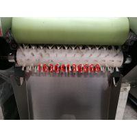 厂家直销银鹰YQC-1000多用切菜机毛刷 圆毛刷组合 切菜机毛刷总成