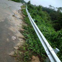 肇庆双波公路护栏现货 热镀锌乡村波形围栏 双波市政护栏