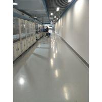 温州防静电地坪漆 豫信地坪 整洁光亮 有施工简单的优势 价格又实惠